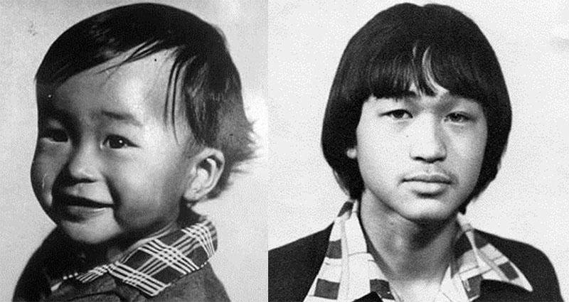 Виктор Цой в детстве и юношестве